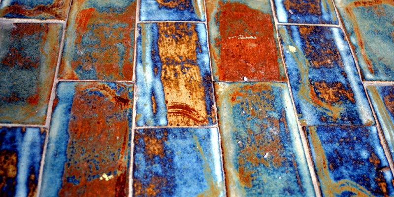 Get Floored by Creative Use of Tile