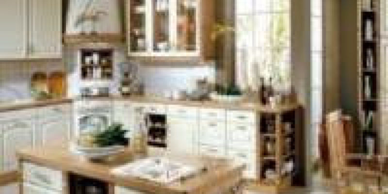 8 Kitchen Cabinet Color Palettes